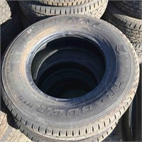 Online Tire Auction for VEMA & City of Winnipeg