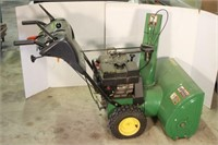 John Deere 826D Two Stage Snow Thrower