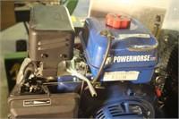 Powerhorse Gasoline Stationary Air Compressor