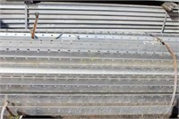 Aluminum Trench Shoring System with Bil-Jax