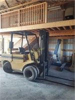 Still GMBH Forklift