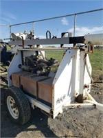 Magnum Light Generator for Construction
