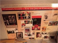 For the Stamp Collection