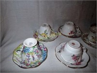 Collectible Teacups