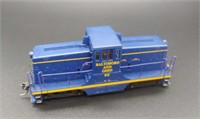 Bachmann Baltimore & Ohio 20 Locomotive Spectrum