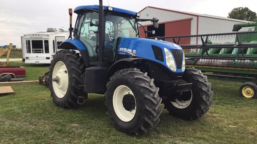 New Holland T7 235 MFWD Tractor