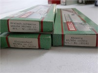 (5) BOXES ASSORTED TRACK