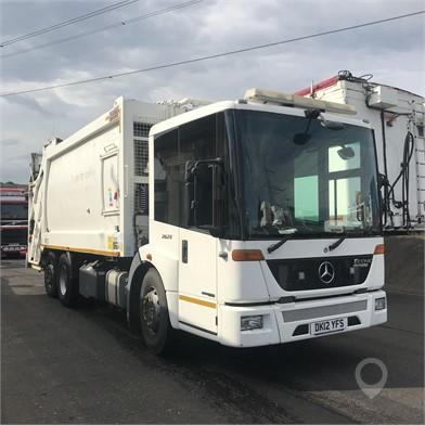 2012 MERCEDES-BENZ ECONIC 2628 at TruckLocator.ie