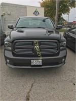 2016 Dodge Ram 1500 Pickup Truck - 85,000kms