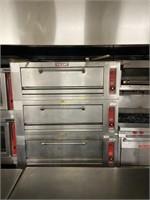 Vulcan 3 Oven Commercial Oven
