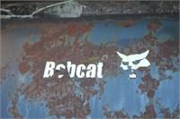 Bobcat Snowplow