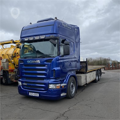 2007 SCANIA R500 at TruckLocator.ie
