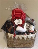 Friends Night In Gift Basket