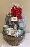 Cozy and Warm 'Winters Calling' Gift Basket #2