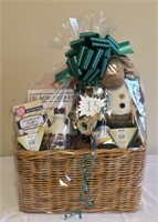 Winter Morning Gift Basket