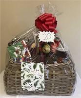 Warm Welcome Gift Basket