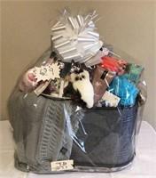 At Home Getaway Gift Basket