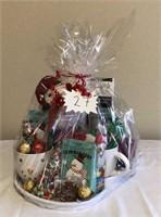 Snowman Wonderland Gift Basket