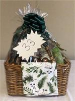 Christmas Kitchen Gift Basket
