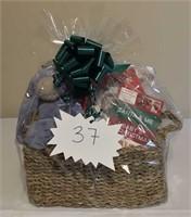 Santa and Me- Gift Basket