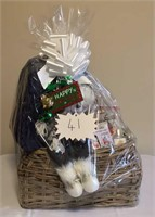 Relaxation is Calling Gift Basket