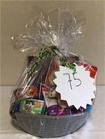 Cat Surprise Gift Basket