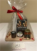 Entertainers Cheese Board