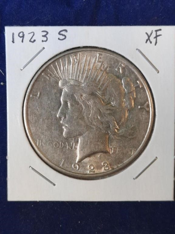 Coins & Currency Late Nov 2020 Online Auction