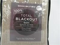 Quinn 54-Inch Grommet Top 100% Blackout Window