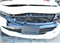 58142 - 2018 Dodge Charger, 17867 miles, wrecked