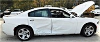 58839 - 2018 Dodge Charger, 23929 miles, wrecked