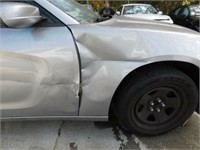 56139 - 2016 Dodge Charger, 27011 miles, wrecked