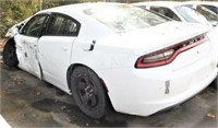 56788 - 2016 Dodge Charger, 20600 miles, wrecked