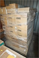 Pallet of Sauder Bookcases (new in box)