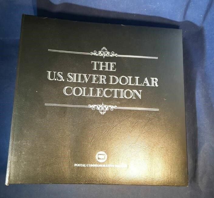 PCS 35 Coin US Silver Dollar One-A-Year Collection