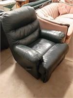 Palliser Furniture Ltd Pine Coloured. Leather