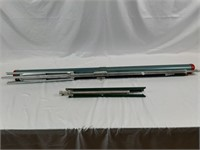 Da-Lite Versatal projector screen and tripod