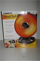 PREESTO HEAT DISH ELECTRIC HEATER