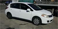 2009 Nissan Versa, 223580 (MANUAL)
