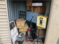 Tucson December Online Only Storage Auction