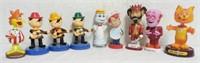 201205 Coke, Mr. Peanut, Country Store Adv, Items