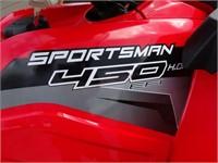 2019 Polaris Sportsman 450