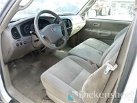 2005 Toyota Tundra Truck, VIN 5TBBT44175S459131
