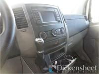2015 Mercedes-Benz Sprinter 2500 Van, VIN WD3PE7CC