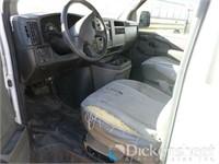 2006 Chevrolet Express Van, VIN 1GCGG25V661130877