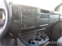 2006 Chevrolet Express Van, VIN 1GCGG25V761106488