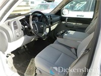 2007 Chevrolet Silverado Tk, VIN 1GCEK14JX7E588558