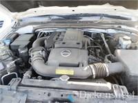 2015 Nissan Frontier Tk SV, VIN 1N6AD0FR5FN769665