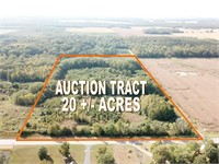 20 +/- ACRES, INDIAN CREEK TOWNSHIP, WHITE COUNTY