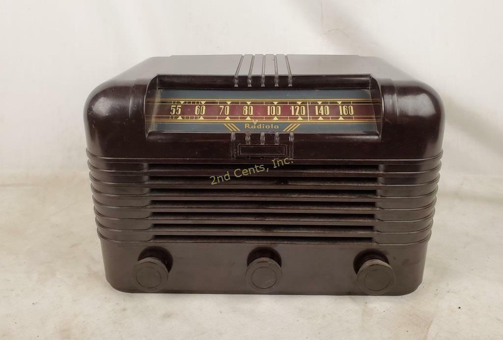 Antique Radio Vintage Audio CB Electronics Online Auction 6